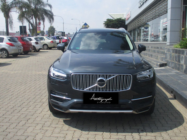 Volvo XC 90 T8 Excellence