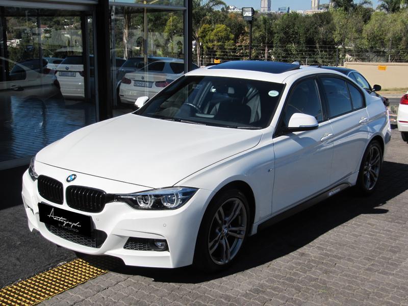 BMW 3-Series 318i Msport