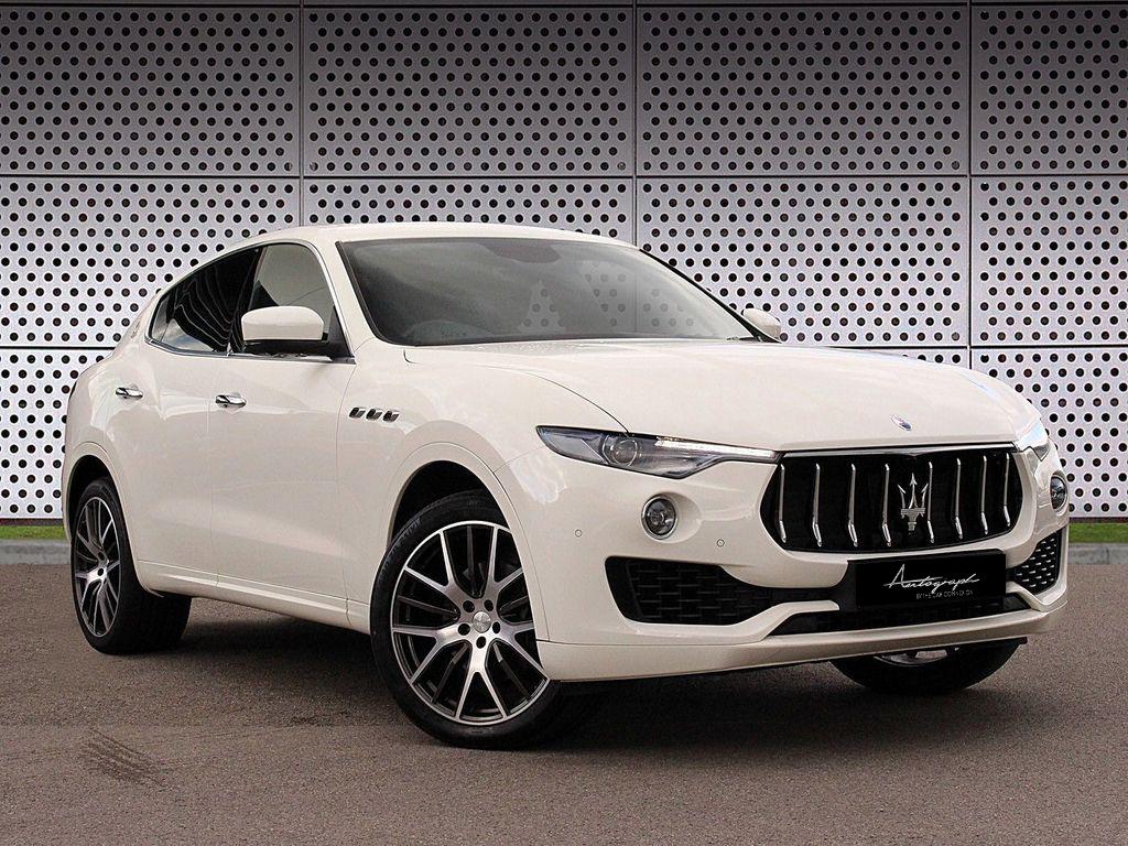 Maserati Levante V6 D
