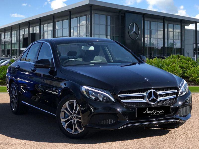 Mercedes Benz C-Class C350e Sport Premium