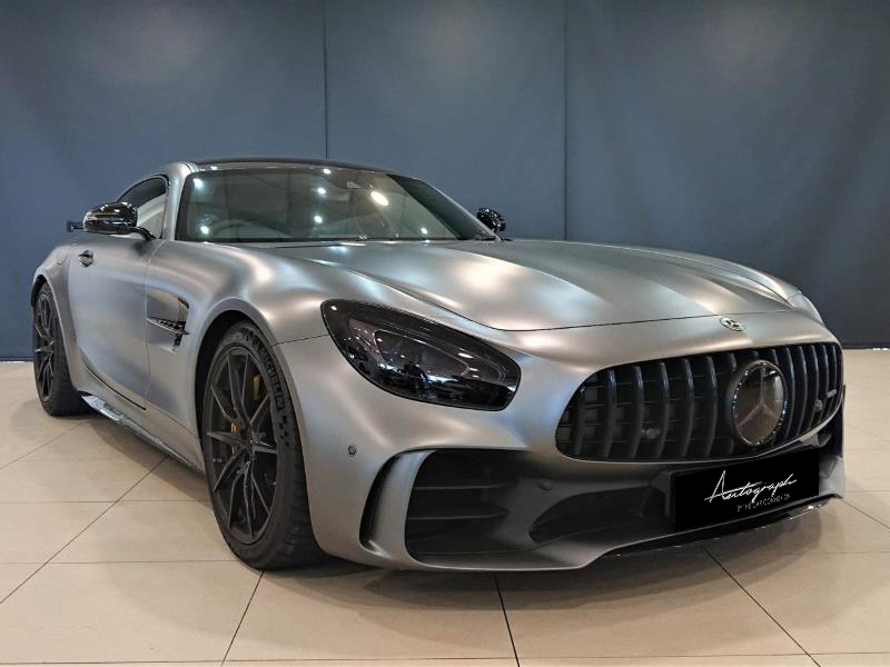 Mercedes AMG GT-R Coupe