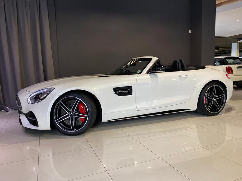 Mercedes AMG GT-R Convertible