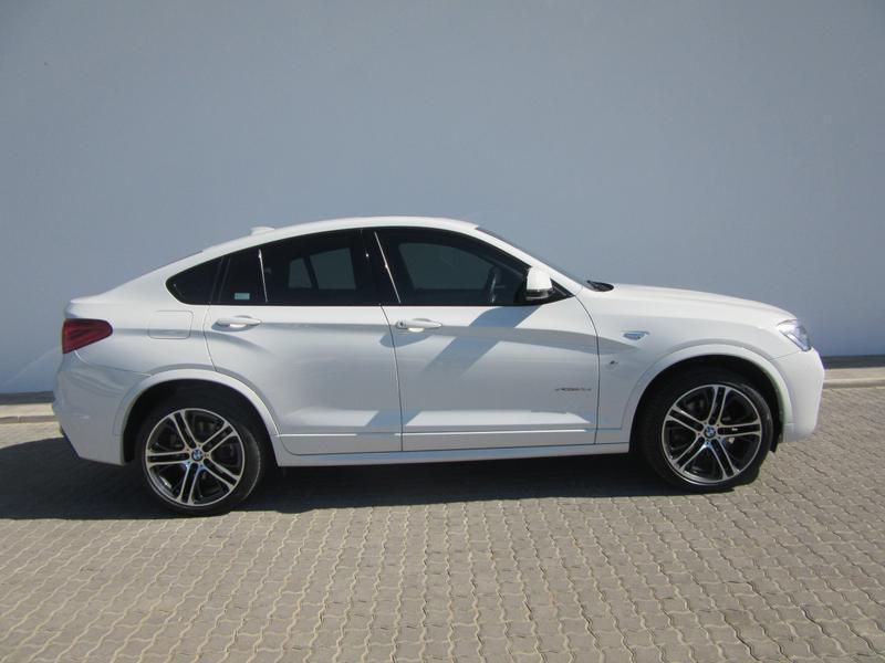 BMW X4 Xdrive 30d Msport