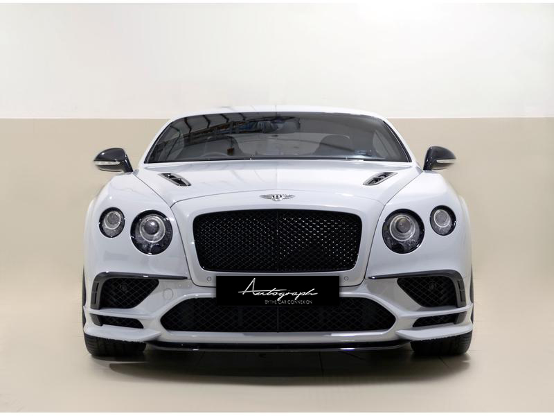 Bentley Continental GT Supersports Coupe