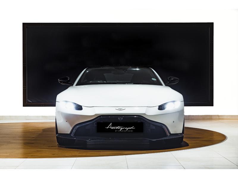 Aston Martin Vantage V8 Twin Turbo