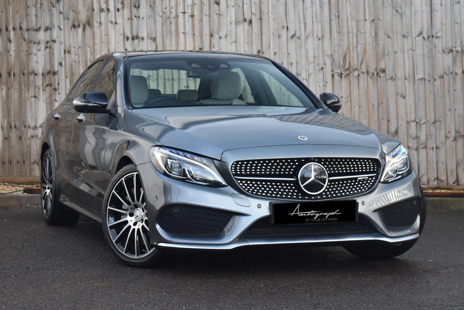 Mercedes AMG C43 Premium Plus