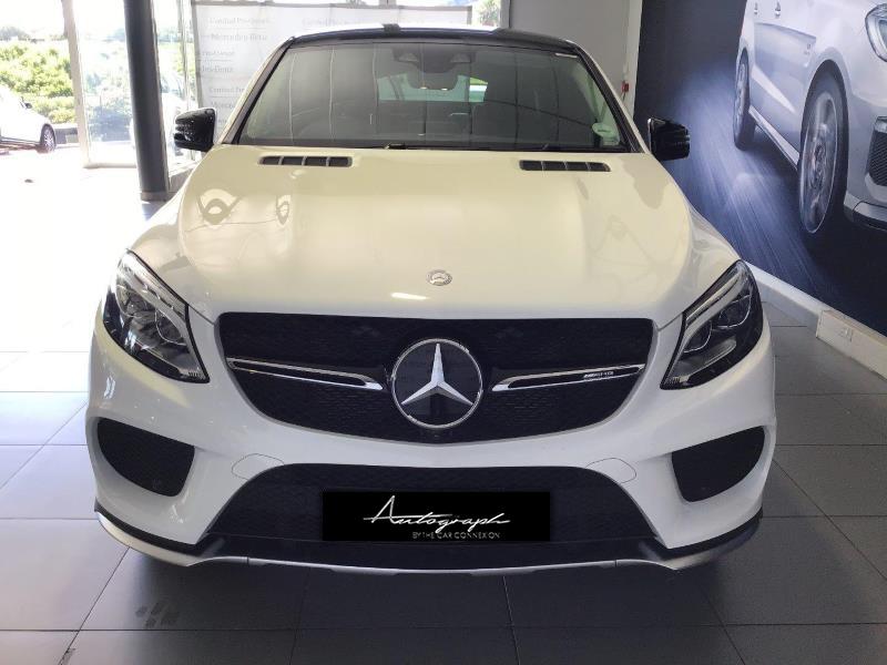 Mercedes AMG GLE 43 Coupe