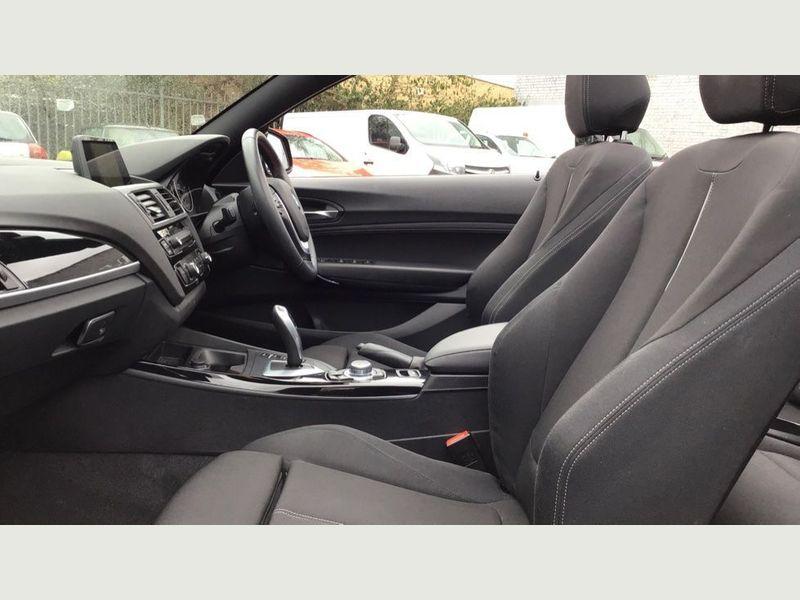 BMW 2-Series 218i Sport Convertible 5