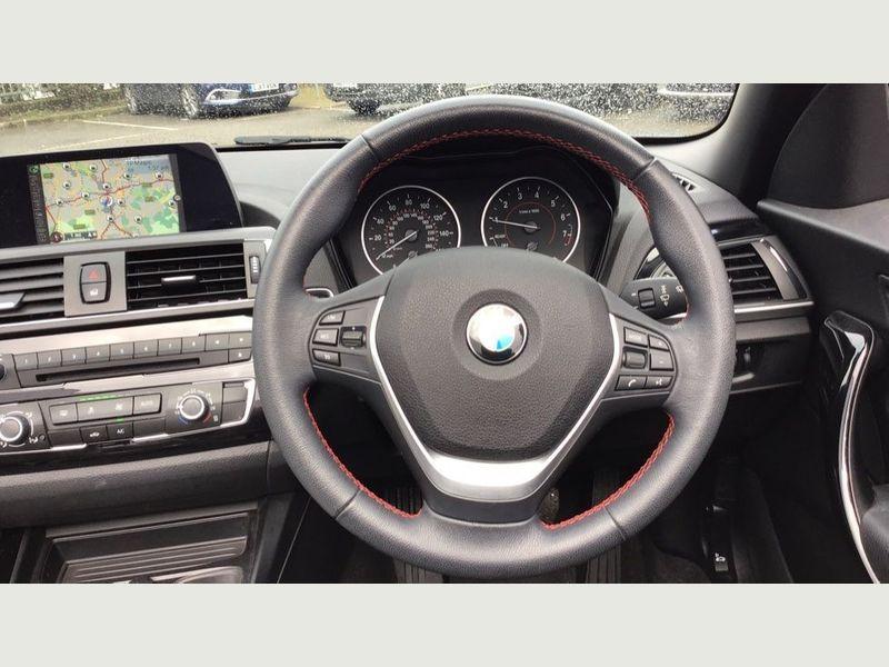 BMW 2-Series 218i Sport Convertible 11