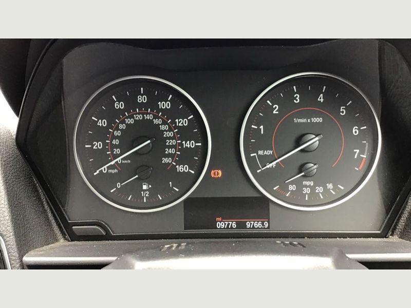 BMW 2-Series 218i Sport Convertible 12