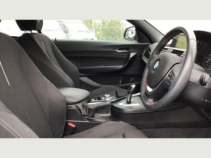 BMW 2-Series 218i Sport Convertible 13