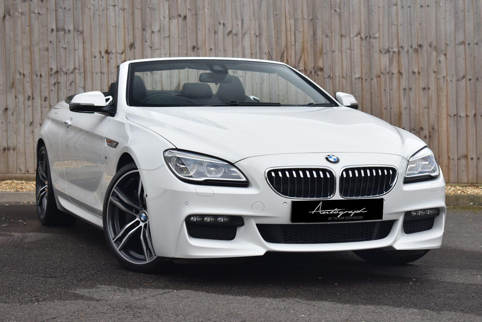 BMW 6-Series 640d Convertible
