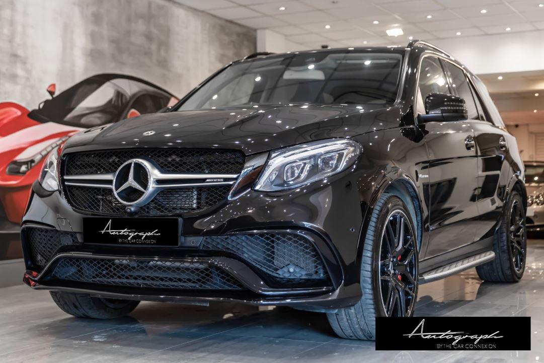 Mercedes-AMG GLE 63 S AMG 5.5 V8