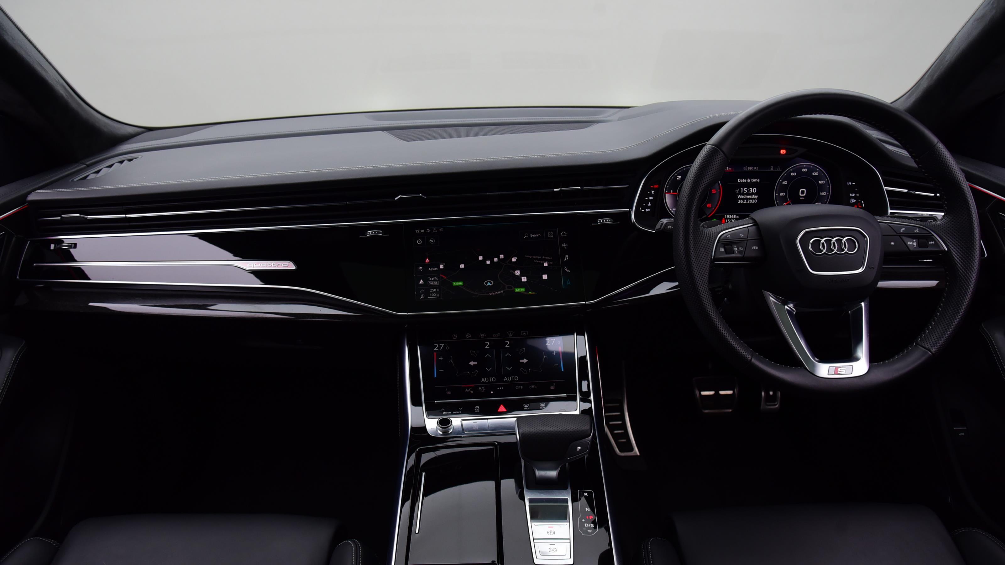 Audi Q8 50 TDI Vorsprung Quattro S LIne 5
