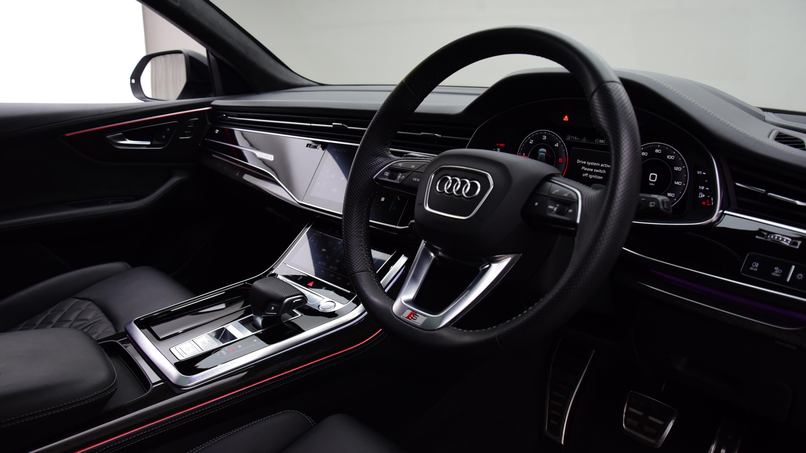 Audi Q8 50 TDI Vorsprung Quattro S LIne 9