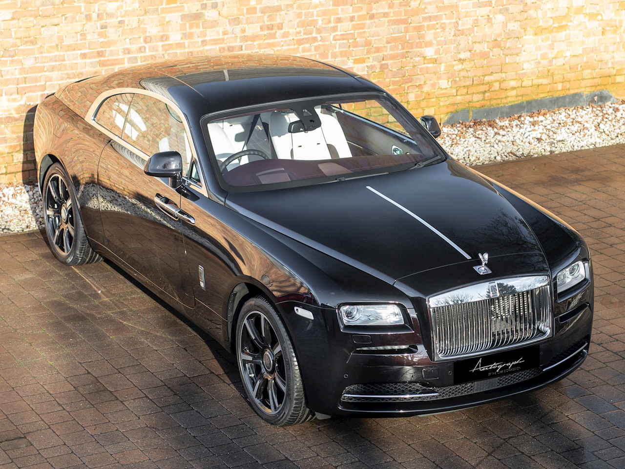 Rolls Royce Wraith 'Inspired by British Music' Ronnie Wood