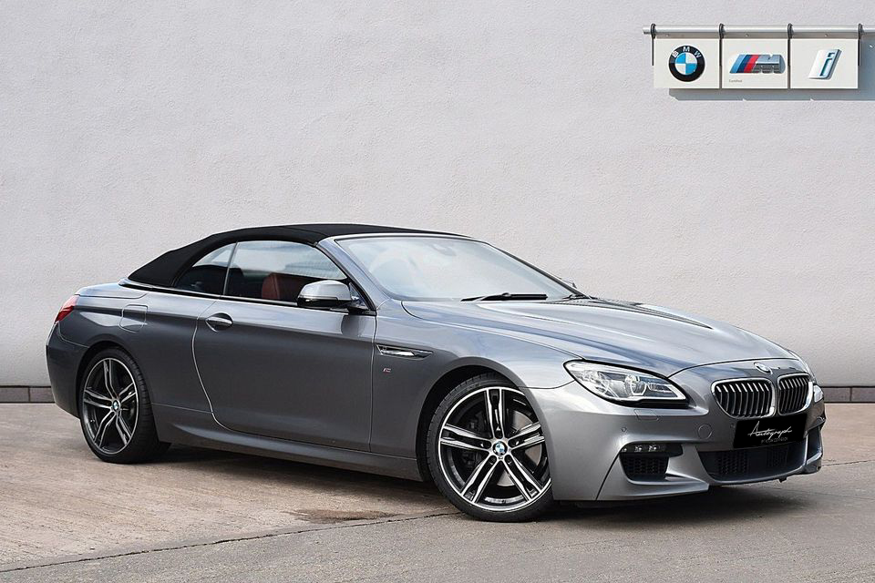 BMW 6-SERIES 640i MSPORT