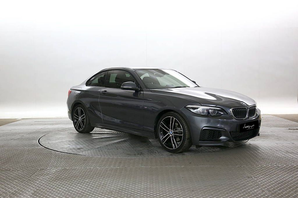 BMW 2-SERIES 218I SPORT COUPE 2