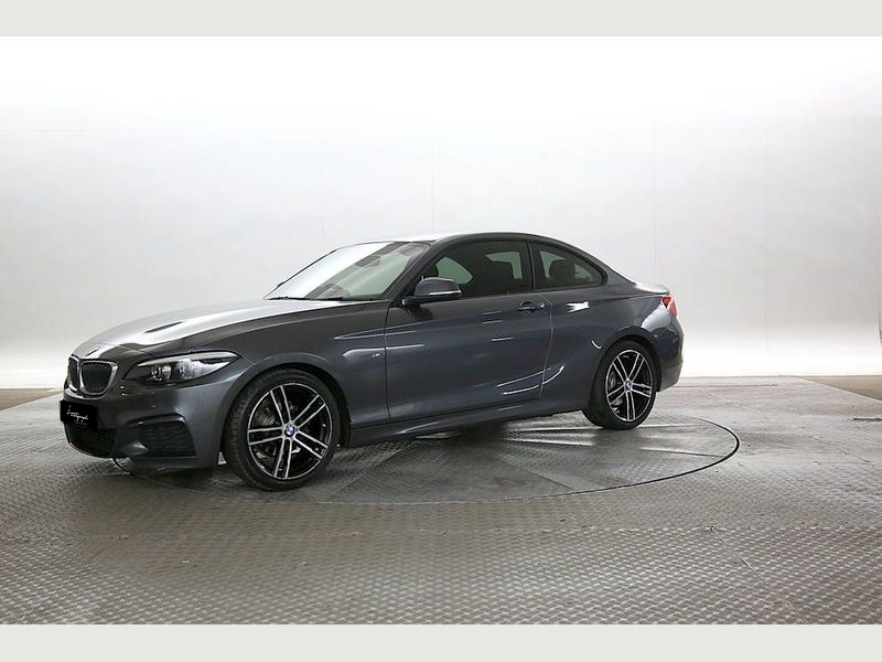 BMW 2-SERIES 218I SPORT COUPE 4