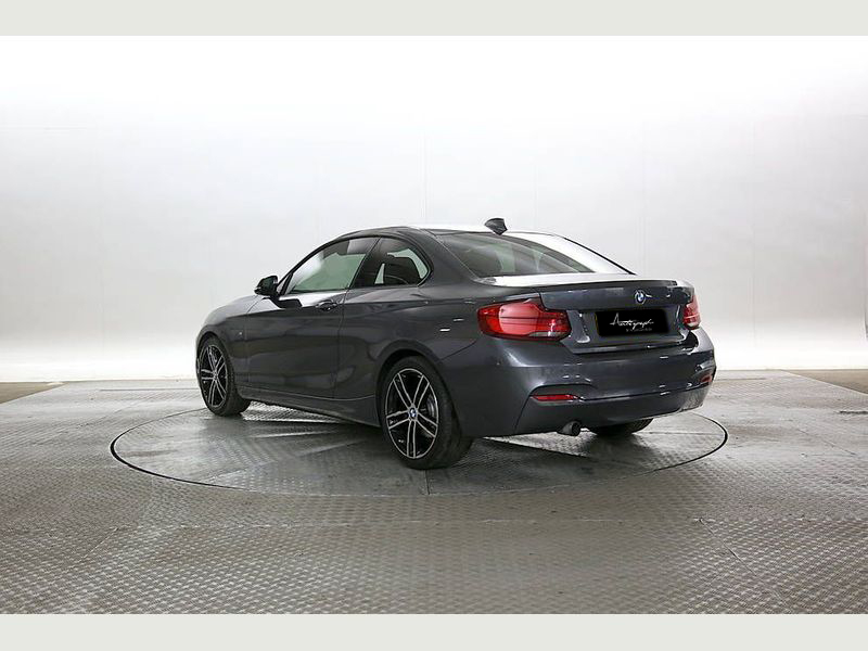 BMW 2-SERIES 218I SPORT COUPE 6