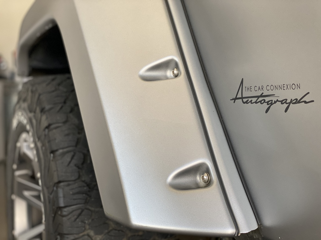 Jeep Wrangler by Autograph 25