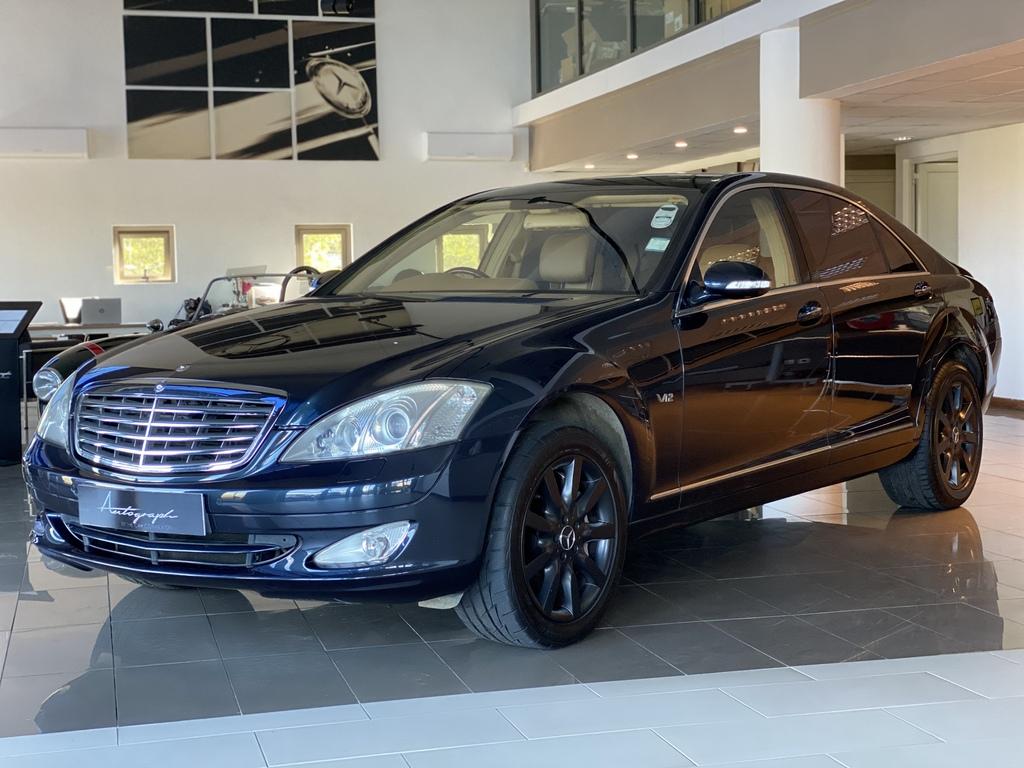 Mercedes Benz S-Class S600 V12