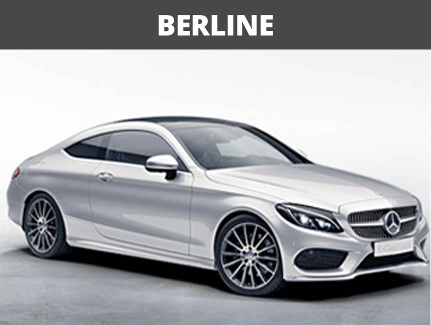 The Car Connexion berline