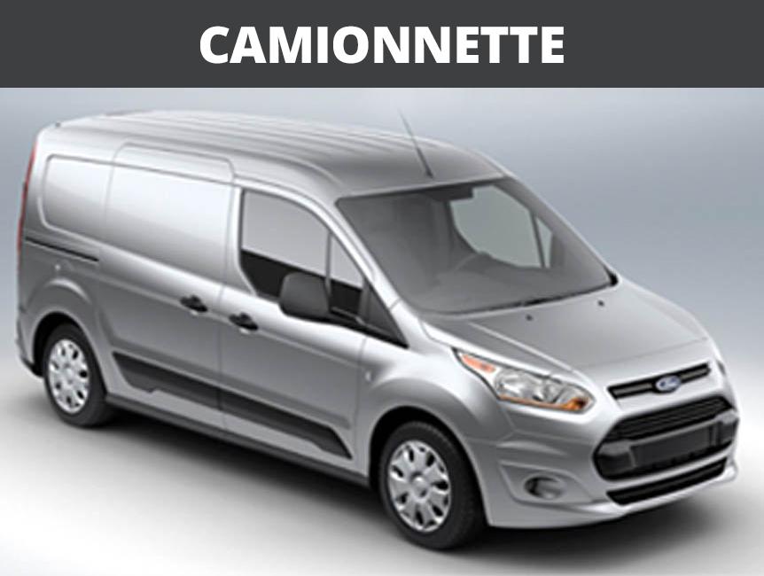 The Car Connexion Camionnette