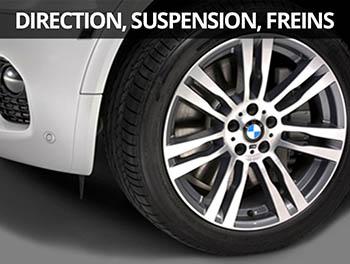 The Car Connexion Suspensions et Freins